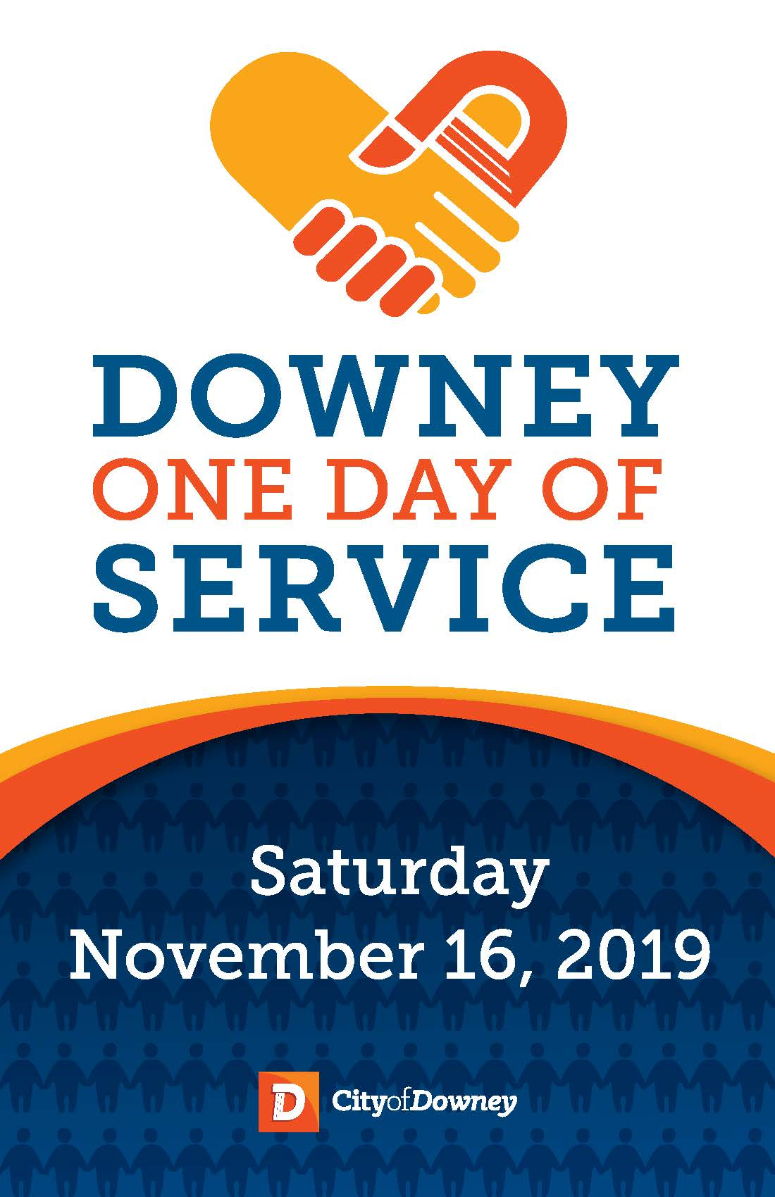Downey One Day of Service