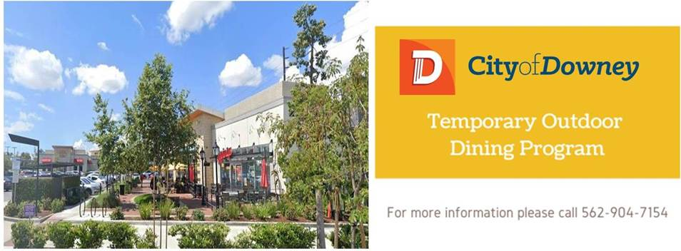 Temporary Outdoor Dining Program