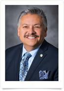 Portrait of Mayor Rick Rodriguez