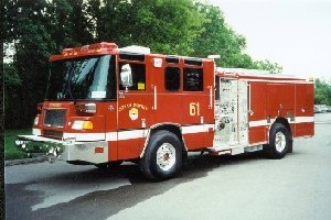61 Pierces (fire truck)