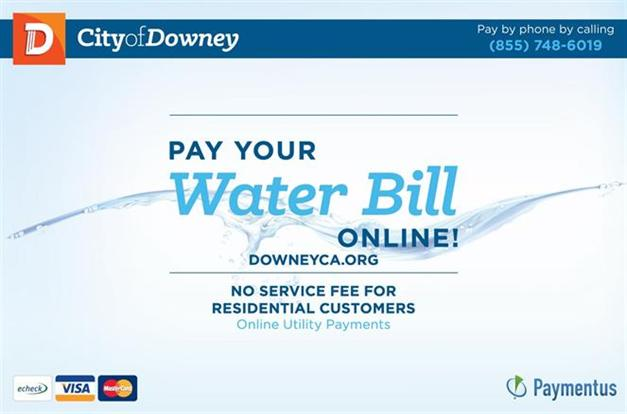 Online Utility Payments - Pay by phone by calling (855) 748-6019