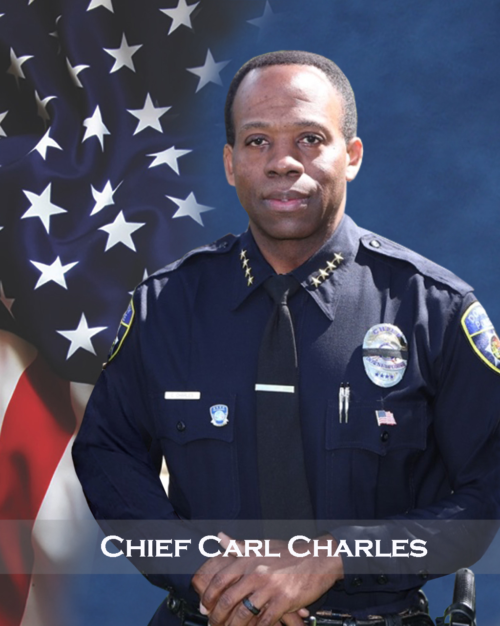 Chief Carl Charles